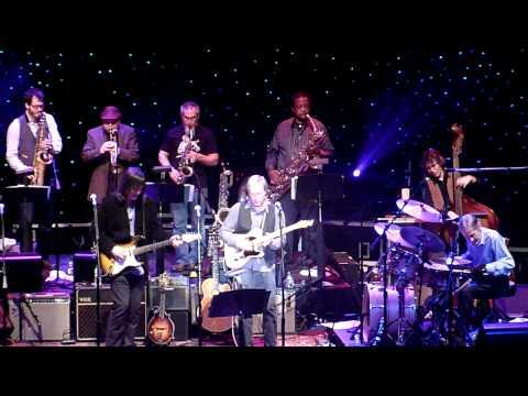 Levon Helm Band - Chest Fever  Atlantic City  February 27,2010