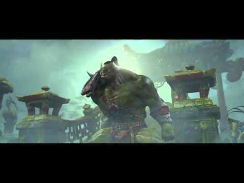 熊猫人之谜[Mists of Pandaria] 开场动画简体中文版