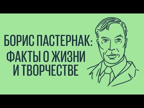 Борис Пастернак. Факты