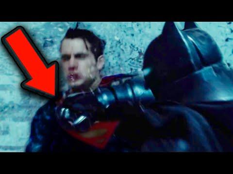 Batman v Superman Trailer 2 ALL EASTER EGGS (Dawn of Justice Trailer ANALYSIS) fragman