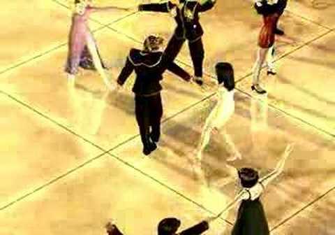 Final Fantasy VIII - Ballroom Dance Scene