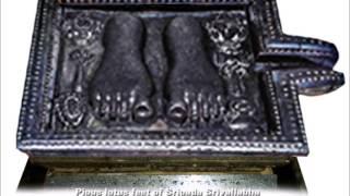 SRIPADA SRIVALLABHA CHARITAMRUTHAM-ADHYAYAM 2