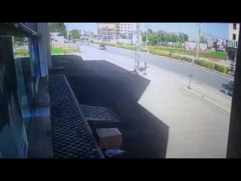 Dangerous car accident zahle highway lebanon
