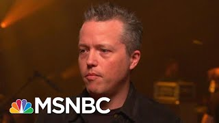 Singer Jason Isbell Explains Backing Democrats In 2018 | The Last Word | MSNBC