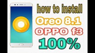 Oppo f3 update 8 0 download