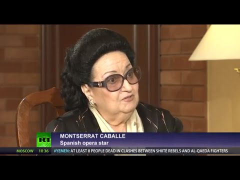 GIVING VOICE (ft opera star Montserrat Caballe)