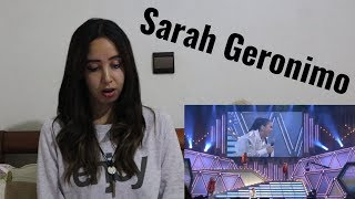 Sarah Geronimo ー Kilometro - Tala (The 2nd ASEAN-Japan Music Festival) FAN CAM _ REACTION