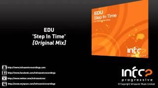 EDU - Step In Time (Original Mix)