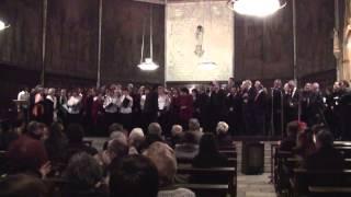Dolça cançó de la nit de Nadal (Tutti) Trobada de Corals de Les Corts 2012