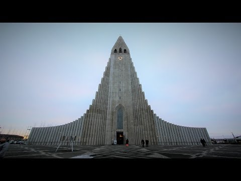 Hallgrimskirkja Church - Reykjavik, Iceland