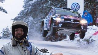 EL DÍA QUE VOLÉ EN UN WRC... ¡casi lloré!