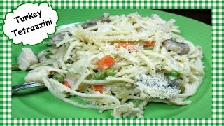 How to Make Homemade Turkey Tetrazzini