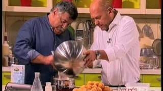Croquembouche -Γλυκειές Αλχημείες-Στέλιος Παρλιάρος