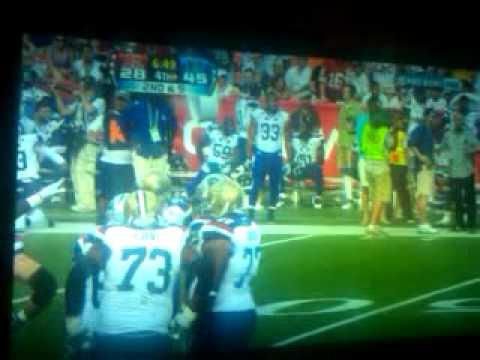 Jay Glazer pestering Coach Smith at 2010 Pro Bowl