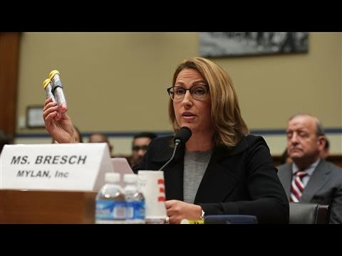 Mylan CEO: EpiPen $608 Price Was Fair