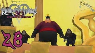 Let's Play Kingdom Hearts 3D: Dream Drop Distance [28] - Der finale Akt [DE/HD]