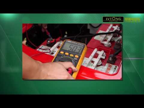 Hướng dẫn kiểm tra hệ thống điện và đèn ô tô điện LVTONG
