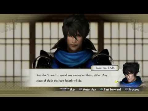 SW4: All Takatora Todo Events (Chronicle Mode)