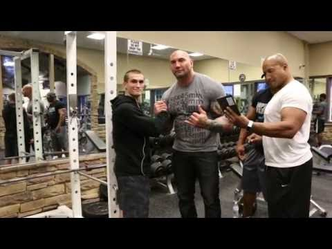 Leg-Dominals | Mr.Motivational | Chats with Dave Bautista