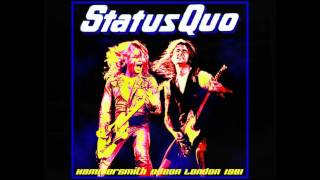 "Status Quo - ""FORTY-FIVE HUNDRED TIMES"""