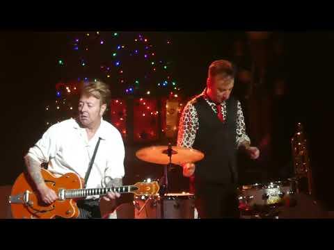 """Rockabilly Boogie"" Brian Setzer Orchestra@Academy of Music Philadelphia 11/17/17"