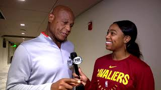 Angel Gray and Austin Carr break down the challenges the Cavaliers face in Milwaukee