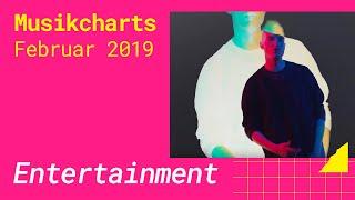 MUSIK CHARTS 2019 IM FEBRUAR – Die besten Musikvideos I #LäuftBeiEuch