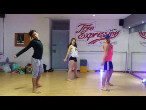 CLOSE NICK JONAS choreography by Free expression