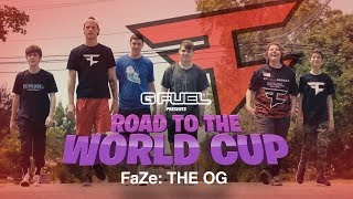 Road to the World Cup: FaZe - The OG