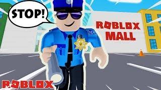ESCAPE THE ROBLOX MALL OBBY!