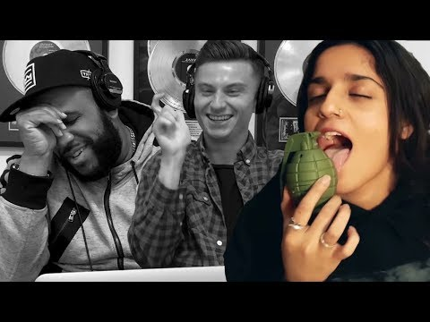 iLoveFriday - Travel Ban (Music Video) | SquADD Reaction Video