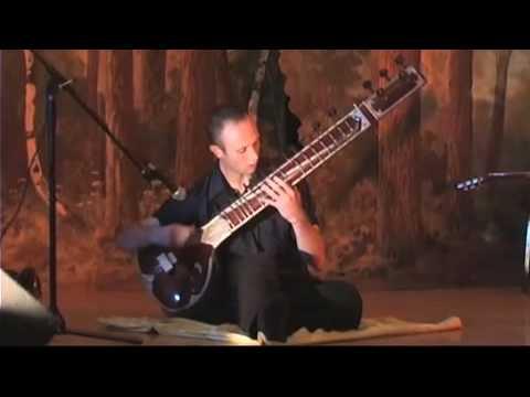 talent quest sitar w/ richard hans thompson