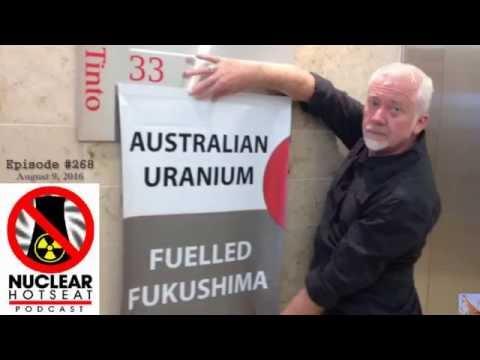 Nuclear Hotseat #268 ~ Australia: Nuke Waste Dump to the World? (part 1)