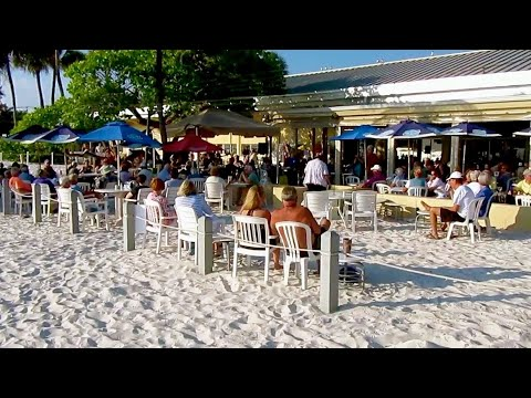 Anna Maria Island Beach Cafe Sunset Happy Hour - Holmes Beach, FL