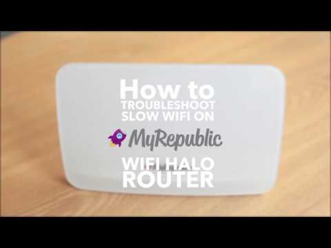 How To: Troubleshoot Slow Internet Connection Issues on your Wi-Fi Halo