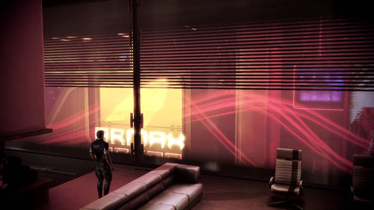 David Anderson Apartment Mass Effect 3 Citadel Dlc Full Hd