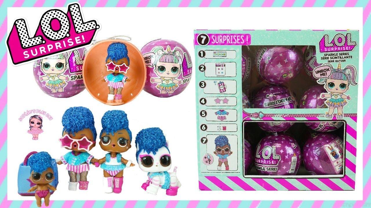 lol doll hacks series 1