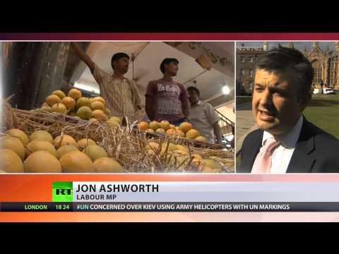 EU 'protectionist' Indian mango ban bananas! Brits say