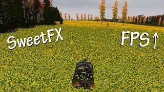 SweetFX | Как улучшить графику без потери FPS в Arma 2, Arma 3, CS:GO, DayZ...