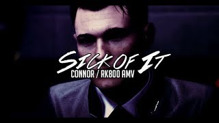 Connor • Sick of It • GMV • Detroit: Become Human • [Remastered]