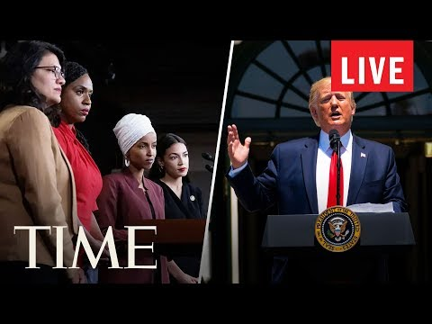 Republicans Hold News Conference On Trump's Tweets At Democratic Congresswomen | LIVE | TIME