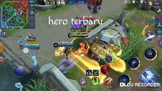Mobile legends hero terbaru bandang top lokal,untuk pemula,