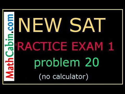 Worksheet Sat Practice Worksheets sat prep math worksheets free new practice test 1 problem 20 no calculator 2016 you