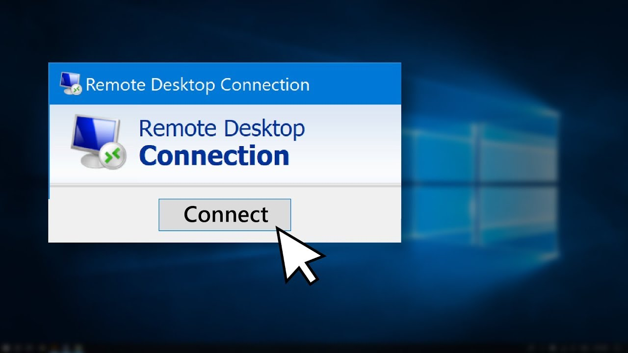 How to EASILY Set Up Remote Desktop on Windows 10 - YouTube
