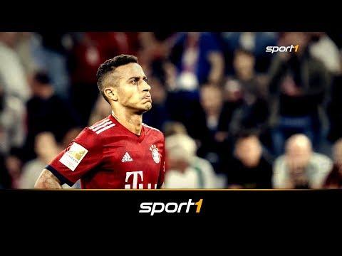 Darum trifft Thiagos Verletzung die Bayern besonders hart | SPORT1