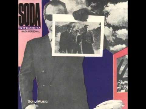 Soda Stereo - Ecos [Album: Nada Personal - 1985] [HD]