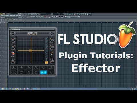 FL Studio Tutorial- How to Use Effector