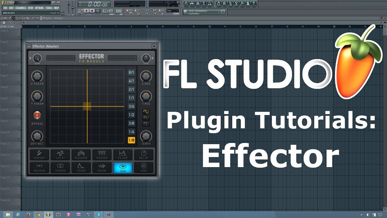 fl studio effector plugin download