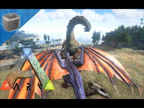 10 Titanosaurs vs ME AS THE DRAGON (ARK Modded Adventures) [Ep 5]