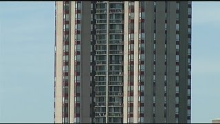 High rise building fire safety
